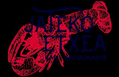 Logo oscuro Jateko Etxea Restaurante